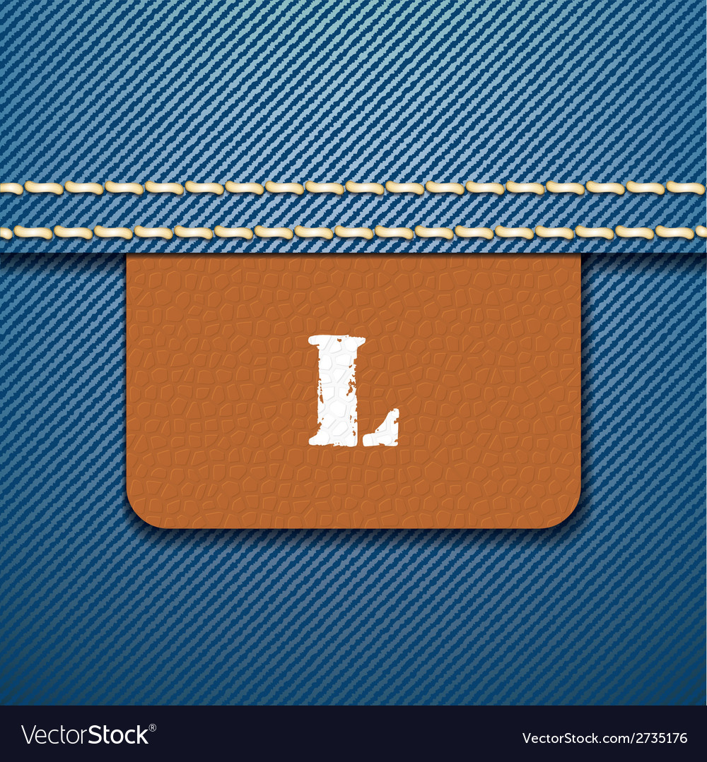 L size clothing label - vector | Price: 1 Credit (USD $1)