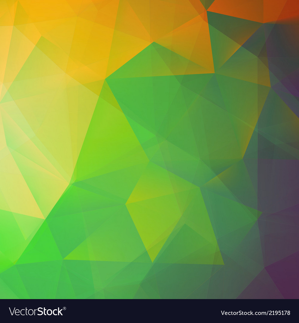 Abstract yellow triangle shapes  eps10 vector | Price: 1 Credit (USD $1)