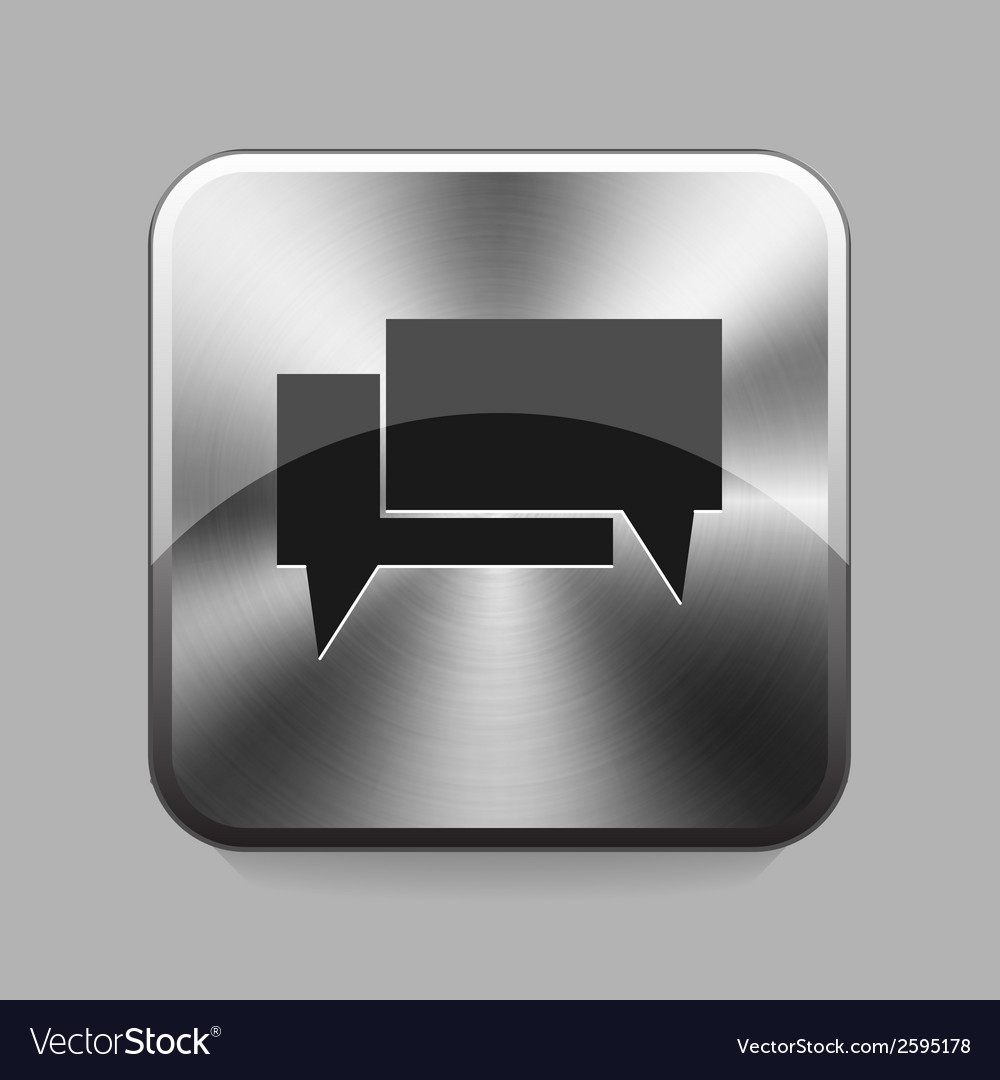 Chrome button vector | Price: 1 Credit (USD $1)