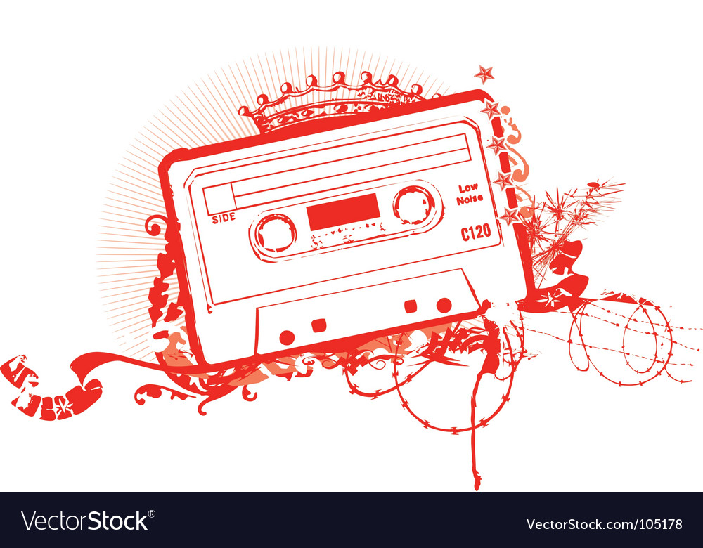 Tape vector   Price: 1 Credit (USD $1)