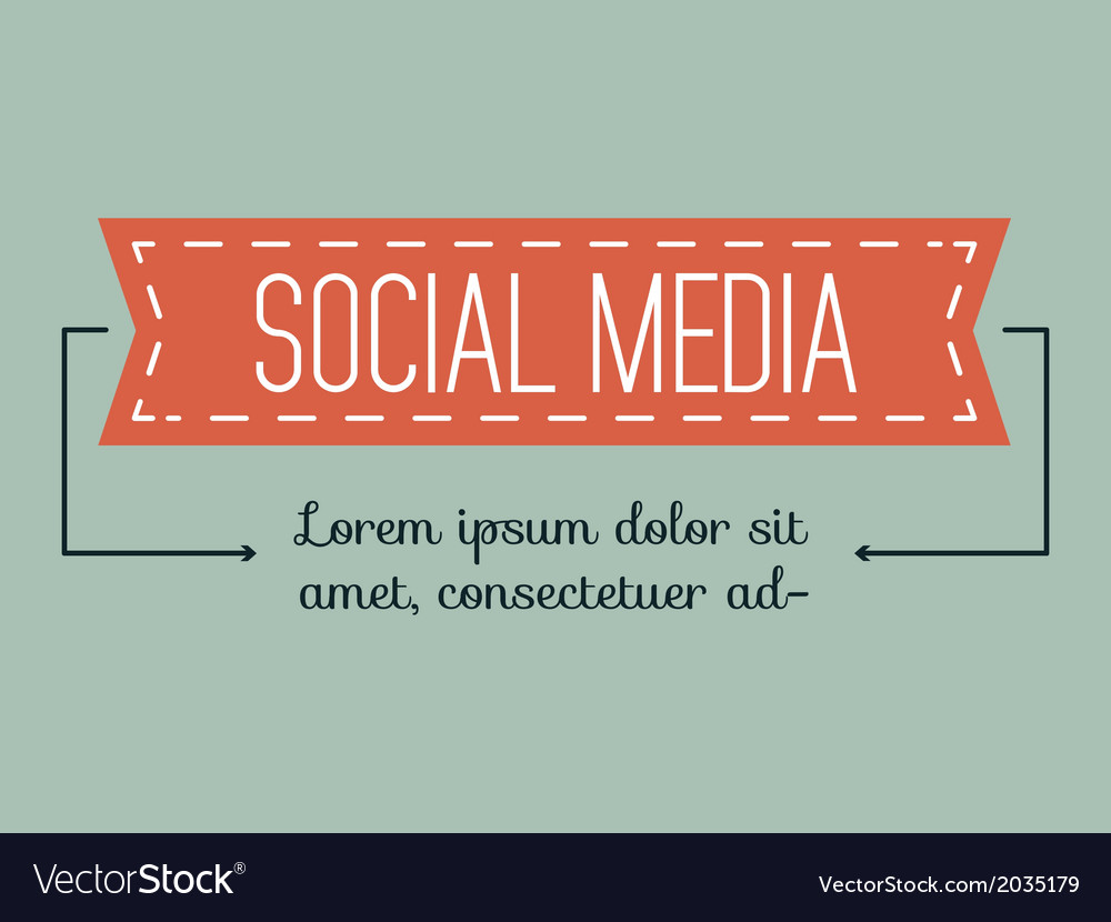 Social media infographic vector | Price: 1 Credit (USD $1)