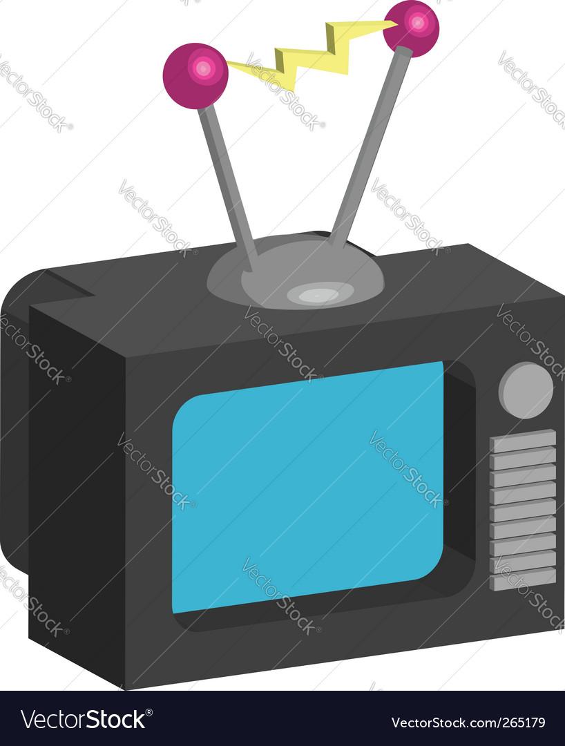 Tv vector | Price: 3 Credit (USD $3)