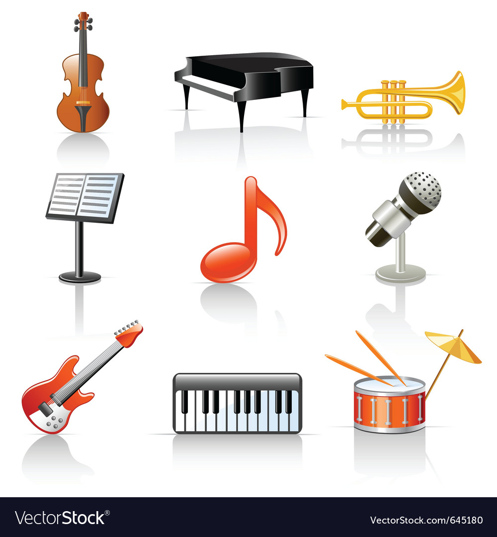 Music instruments vector   Price: 1 Credit (USD $1)