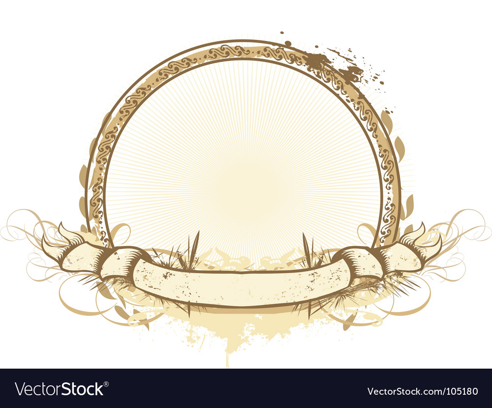 Titling frame vector | Price: 1 Credit (USD $1)