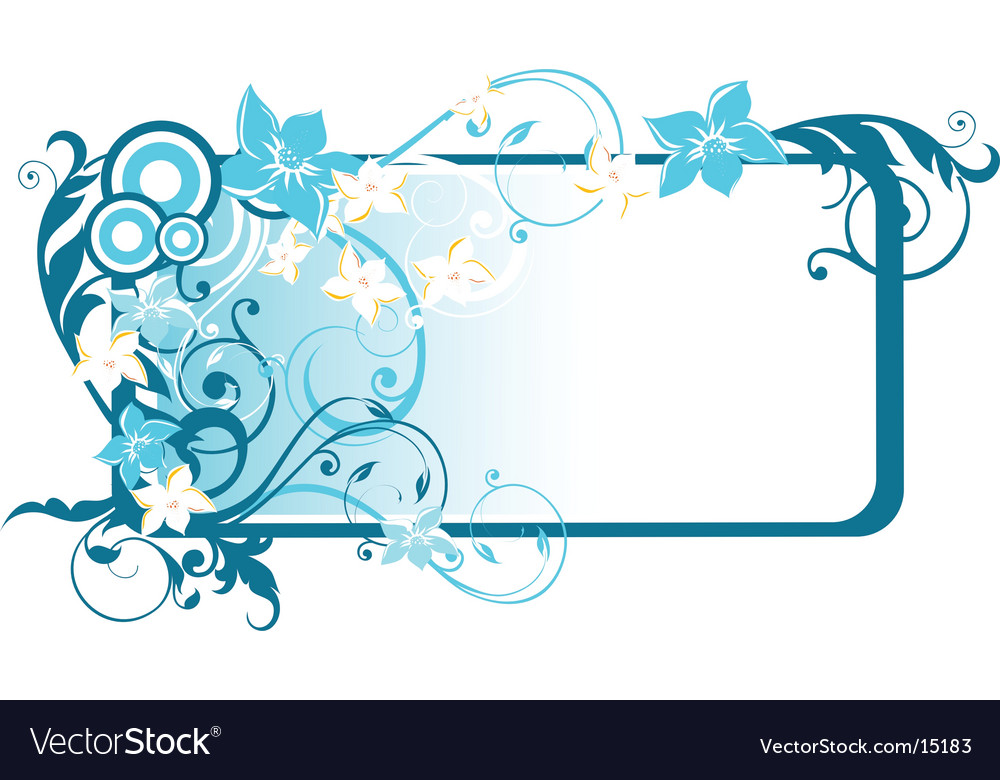 Rectangle frame vector | Price: 1 Credit (USD $1)