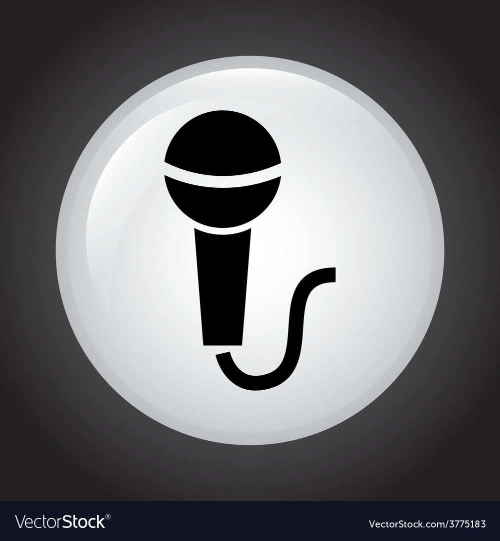 Sound icon vector | Price: 1 Credit (USD $1)