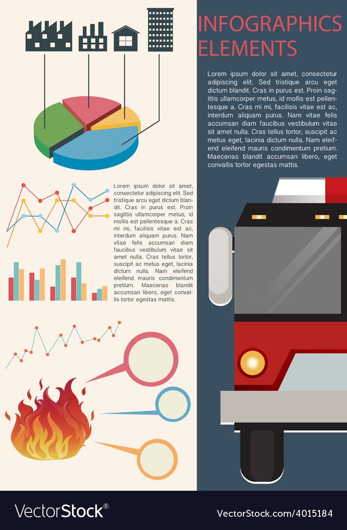 Infographics elements vector | Price: 1 Credit (USD $1)