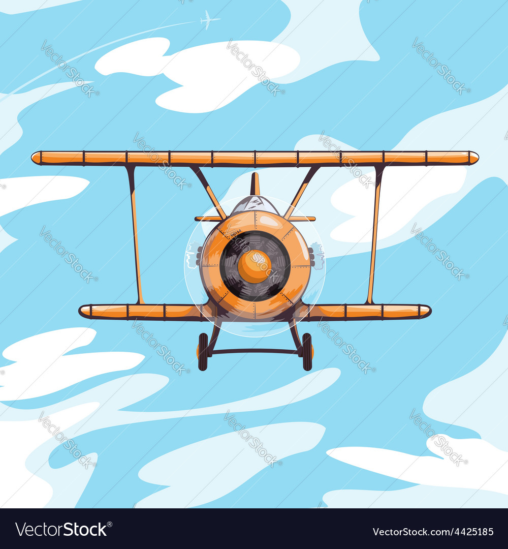 Airplane vector | Price: 1 Credit (USD $1)