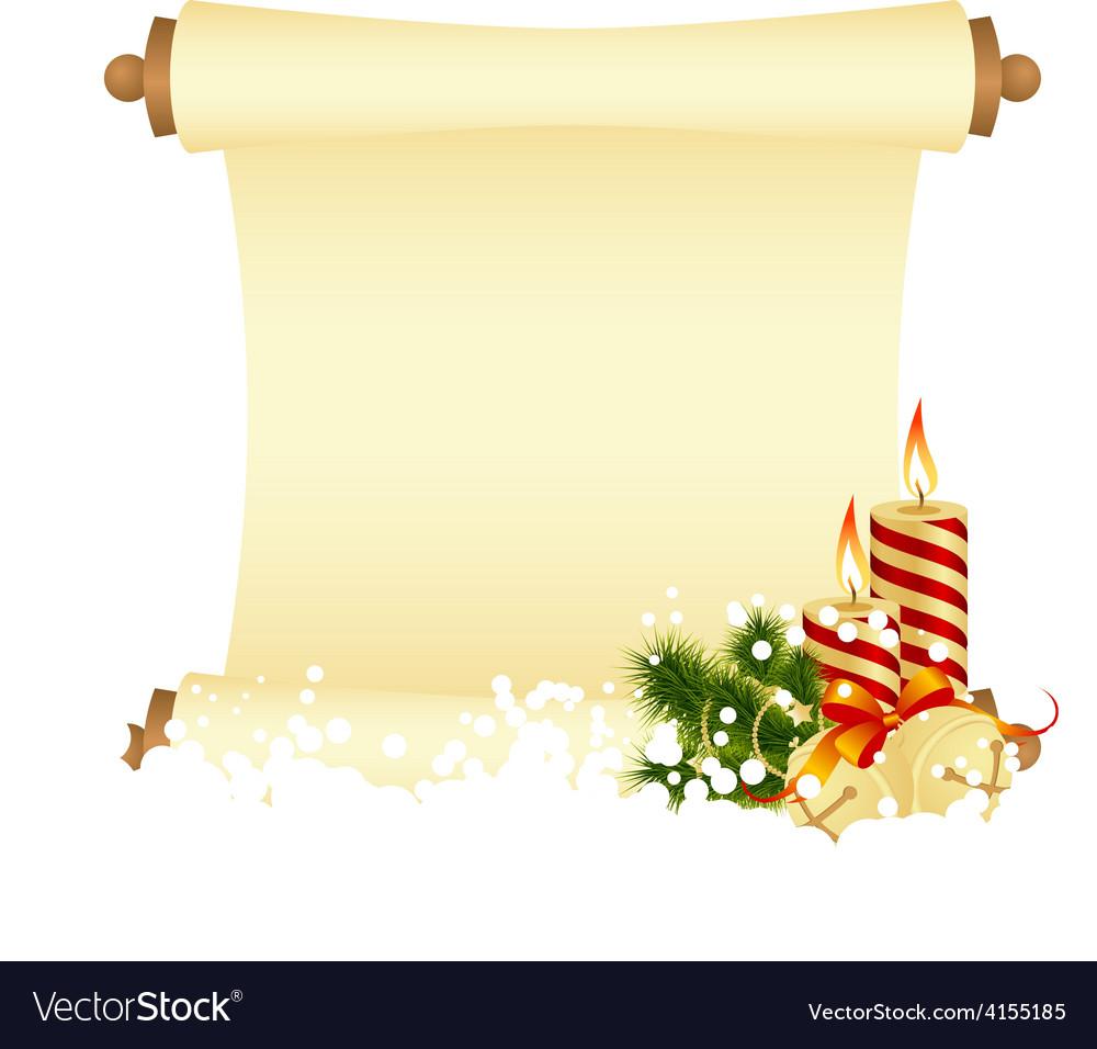 Manuscript christmas 1611 01 vector | Price: 1 Credit (USD $1)