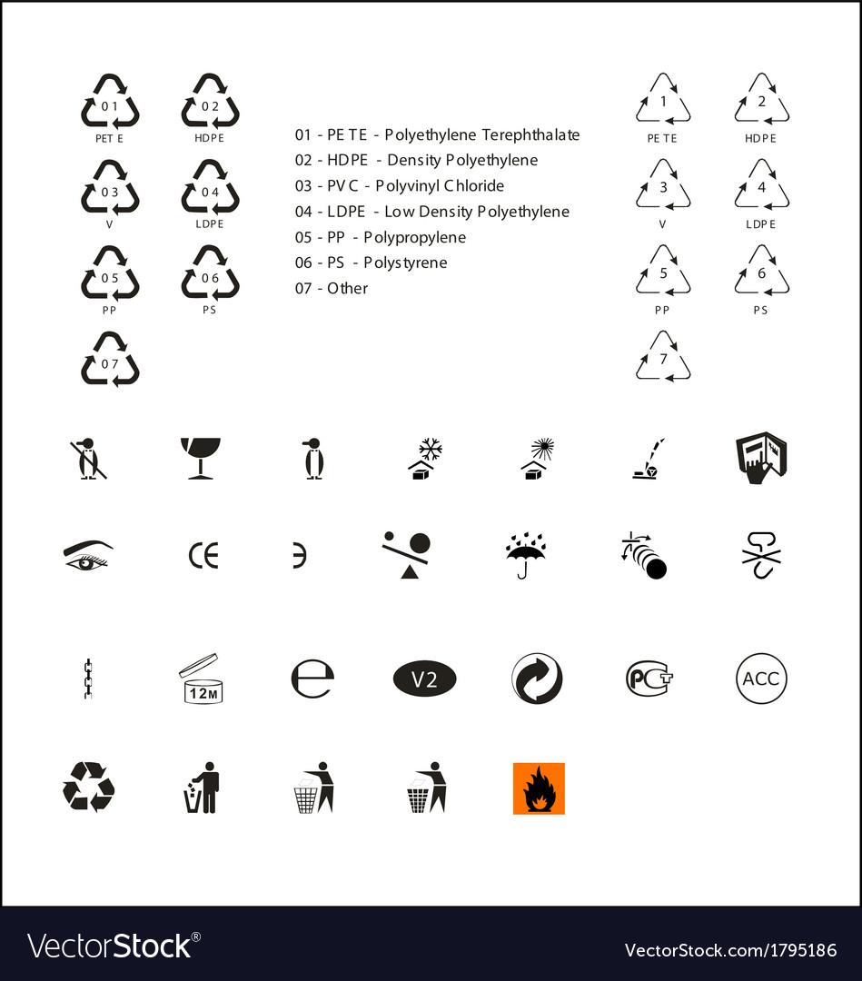 Product icons vector | Price: 1 Credit (USD $1)
