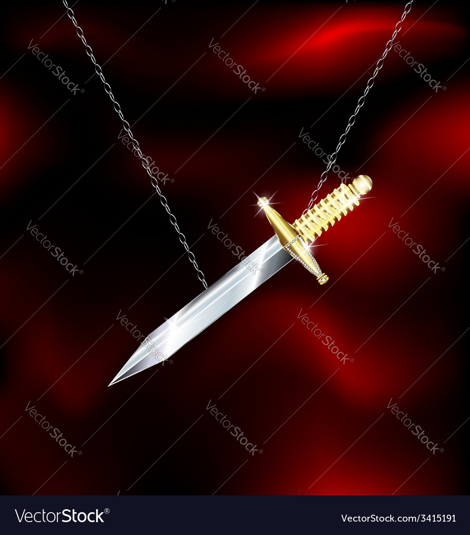Jewel sword vector | Price: 1 Credit (USD $1)