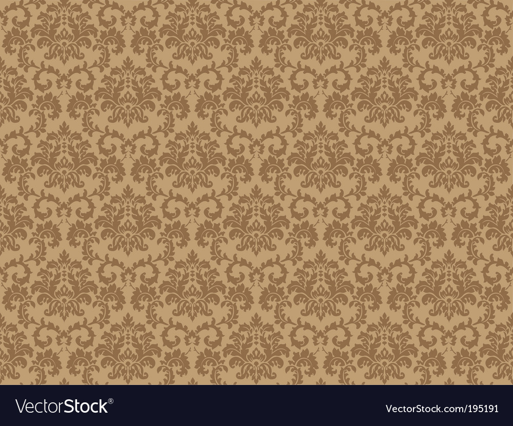 Ornament damask vector | Price: 1 Credit (USD $1)