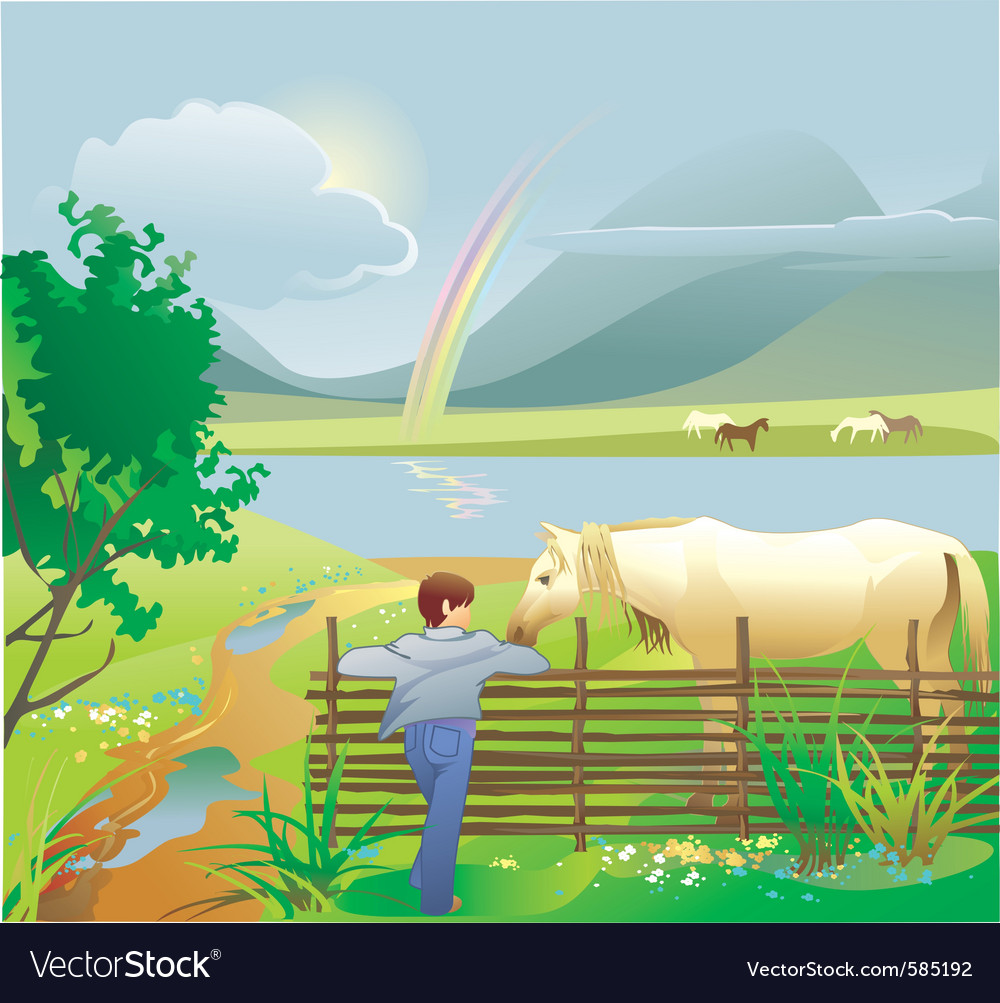 Ranch vector | Price: 3 Credit (USD $3)