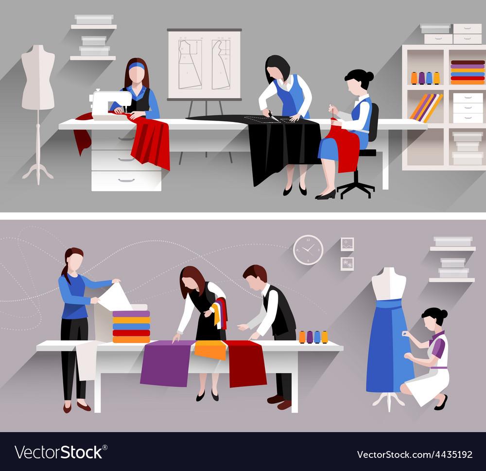 Sewing studio design template vector   Price: 1 Credit (USD $1)
