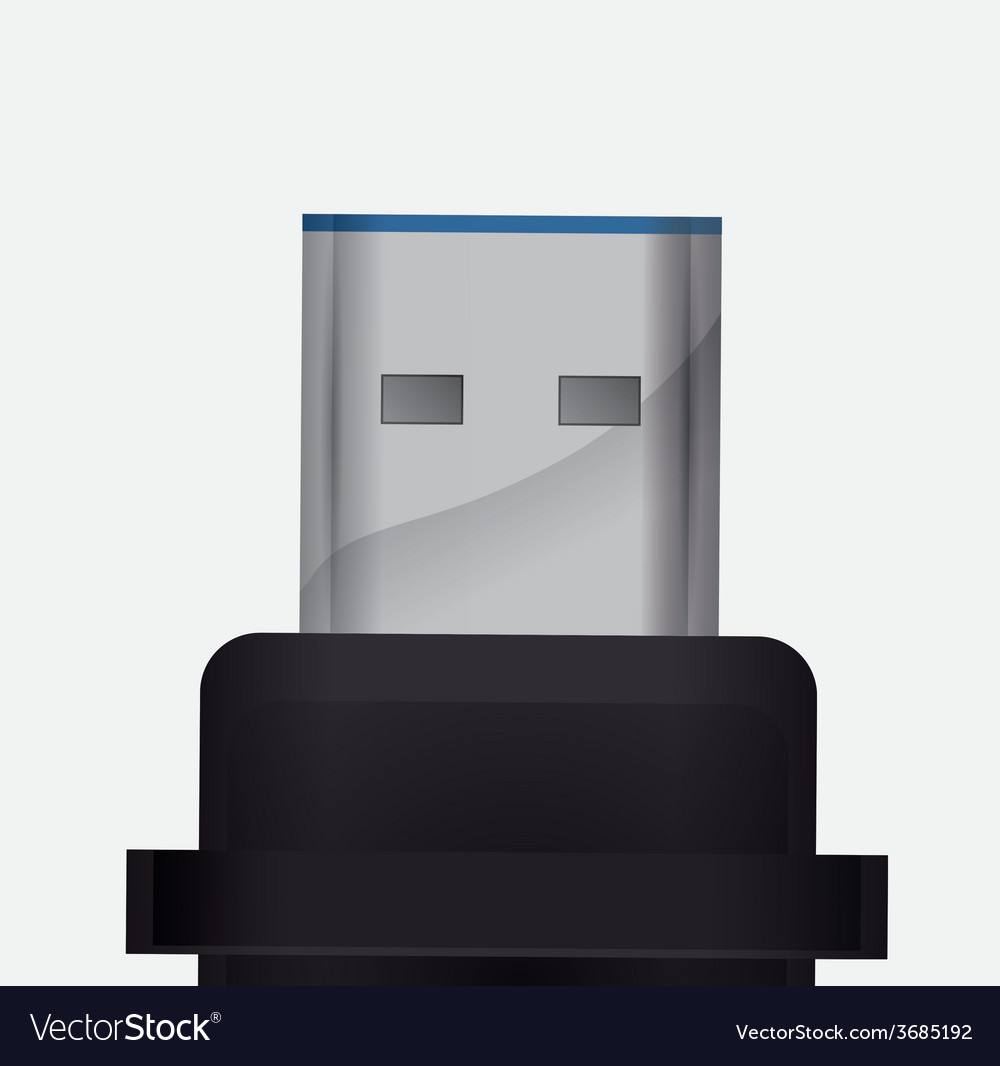 Usb connection vector   Price: 1 Credit (USD $1)
