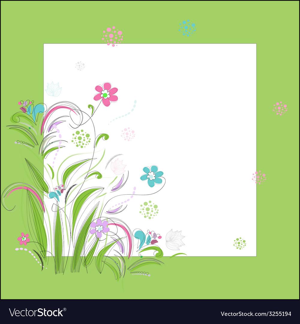 Romantic scrapbooking for invitation greeting vector   Price: 1 Credit (USD $1)