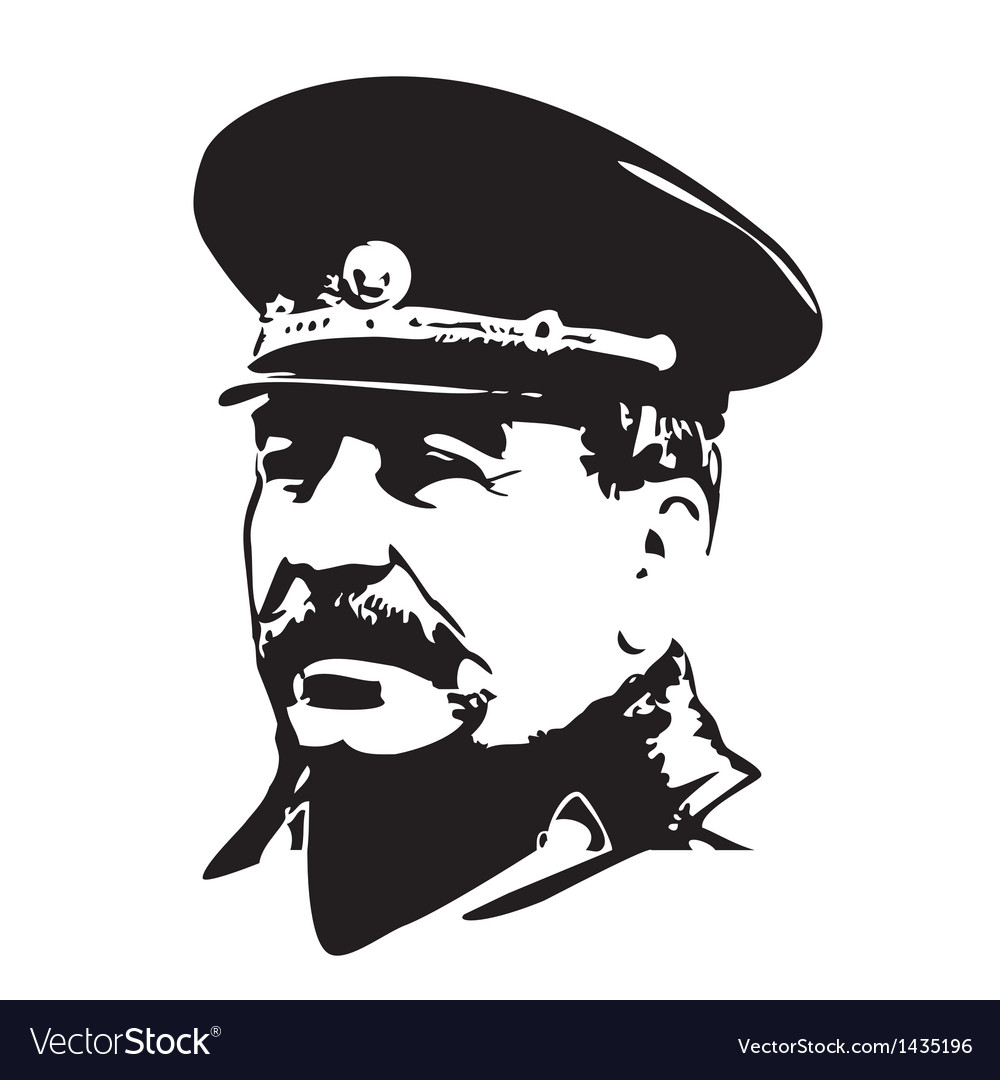 Joseph stalin vector | Price: 1 Credit (USD $1)