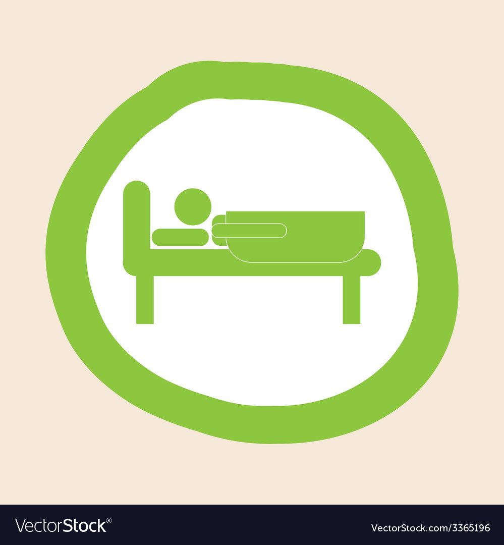 Sleeping design vector | Price: 1 Credit (USD $1)
