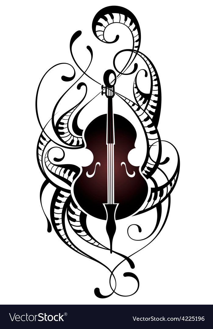 Violin vector   Price: 1 Credit (USD $1)