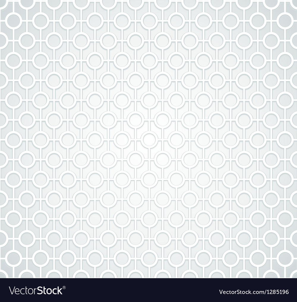 White abstract vintage seamless background vector | Price: 1 Credit (USD $1)