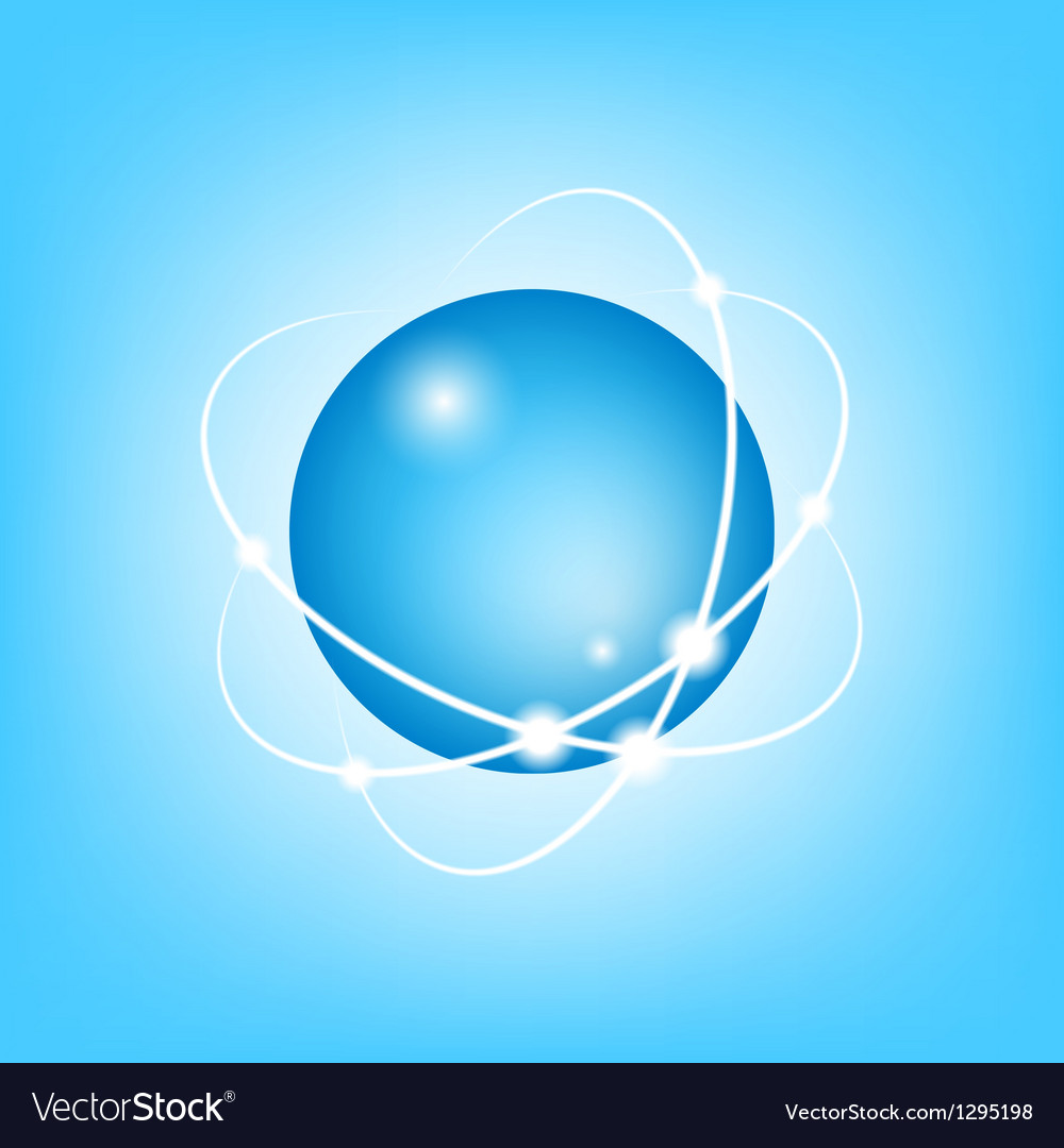 3d atom vector | Price: 1 Credit (USD $1)