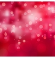 Abstract background red bokeh eps 8 vector