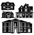 Residences vector
