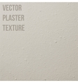 Realistic plaster texture background vector