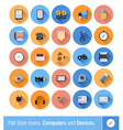Device icons vector