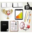 Big set design elements for your advertising 2 vector
