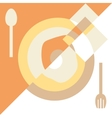 Background for menu vector