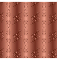 Ornamental golden background with seamless pattern vector