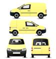 Mini van vector