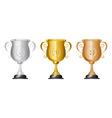 Trophy cup2 vector