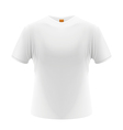 T shirt man vector