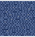 Seamless pattern with social network keywords vector