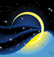 Night and day vector