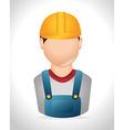Worker design vector