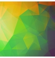 Abstract yellow triangle shapes  eps10 vector