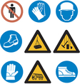 Conctructing signs vector