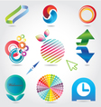 Designing-elements vector
