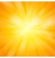 Warm sun light eps 8 vector