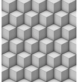 Realistic cubes vector