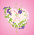 Mother day card 4 380 vector