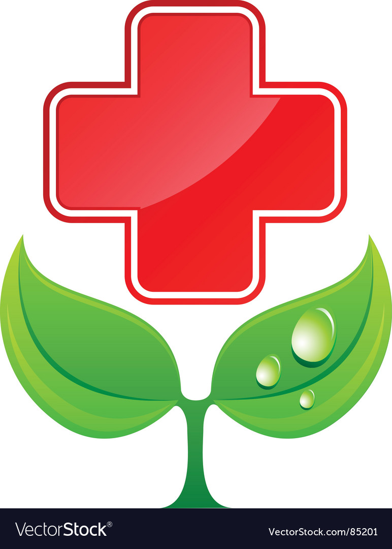 Health care sign vector | Price: 1 Credit (USD $1)