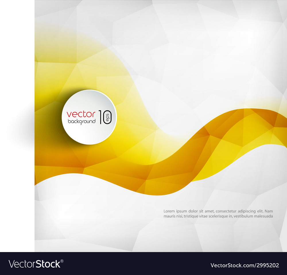 Abstract colorful line background vector | Price: 1 Credit (USD $1)