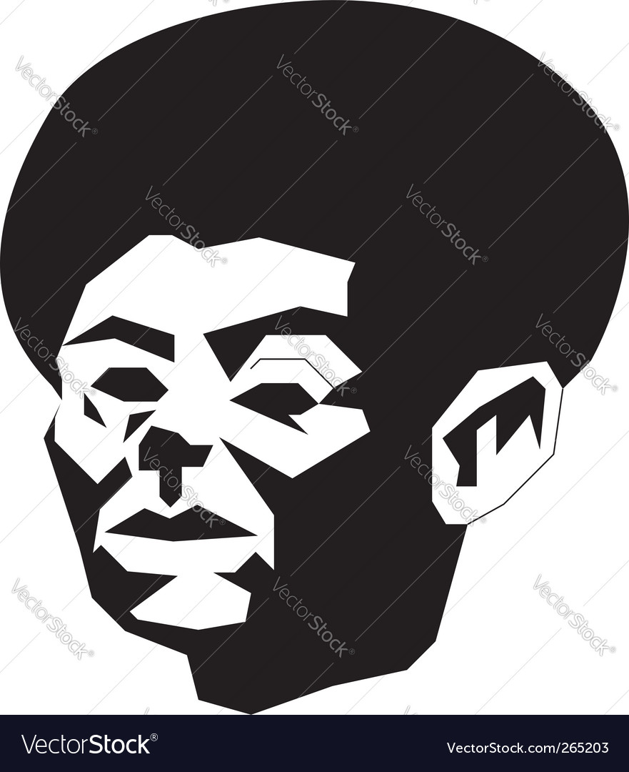 Abstract afro vector | Price: 1 Credit (USD $1)