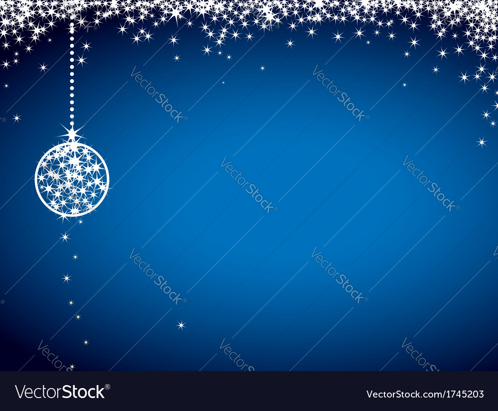 Glitter christmas card vector | Price: 1 Credit (USD $1)