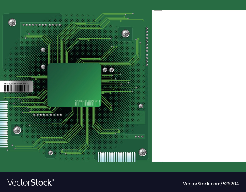 Electronic background vector | Price: 1 Credit (USD $1)