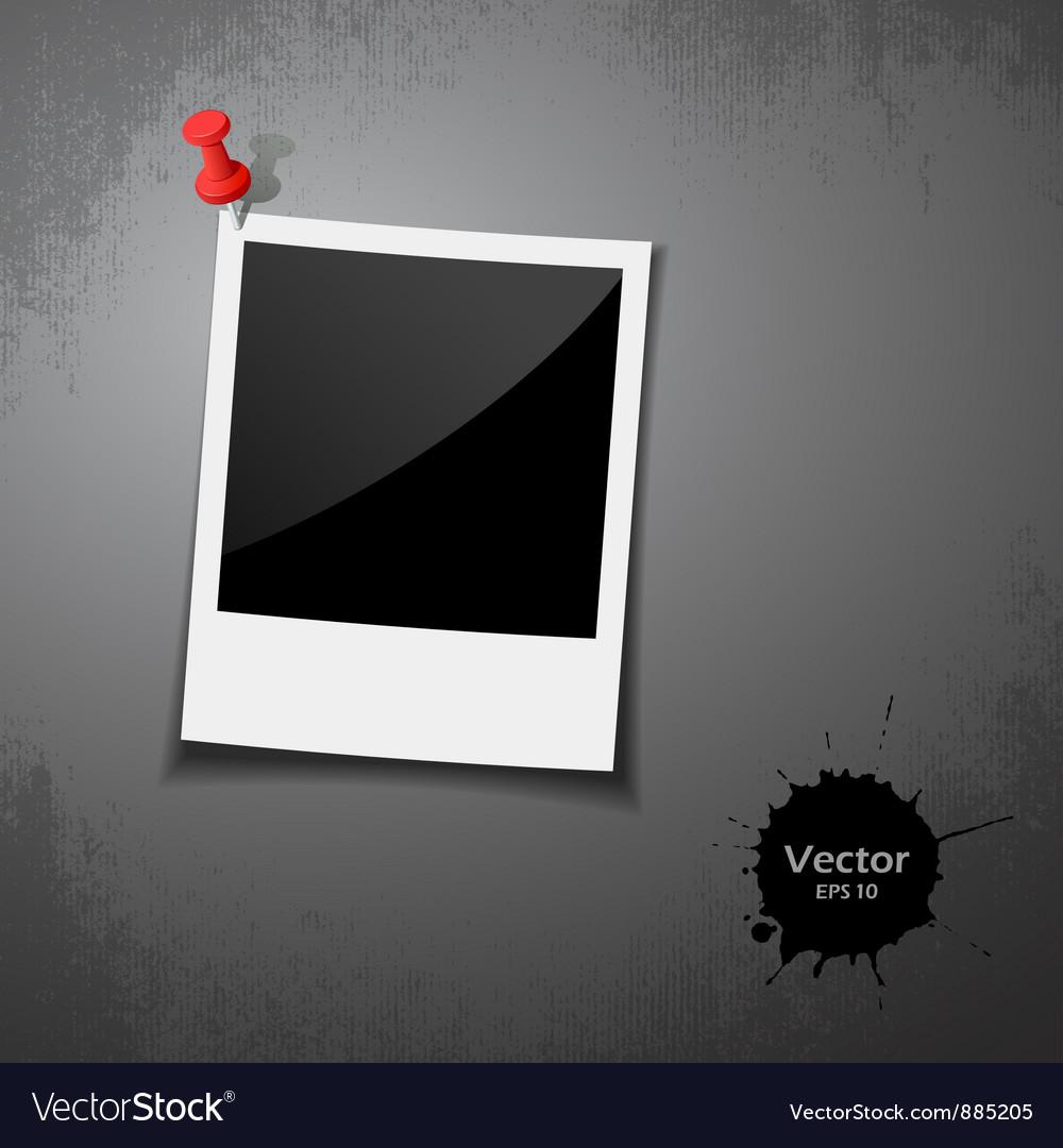 Instant photo design vector   Price: 1 Credit (USD $1)